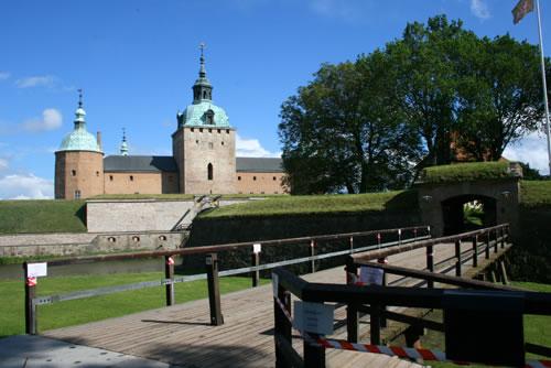 Castillo de Kalmar, Suecia