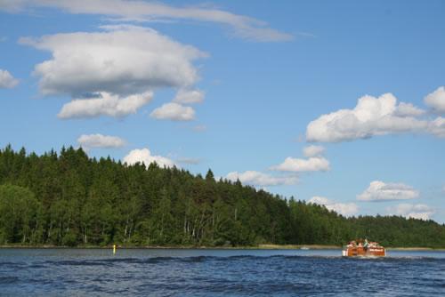 Lago Bunn, Suecia