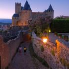 donde dormir en carcassonne