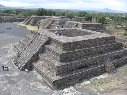 teotihuacan piramide menor
