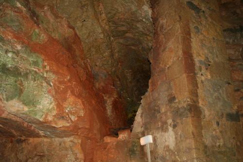 interior cuevas roquefort