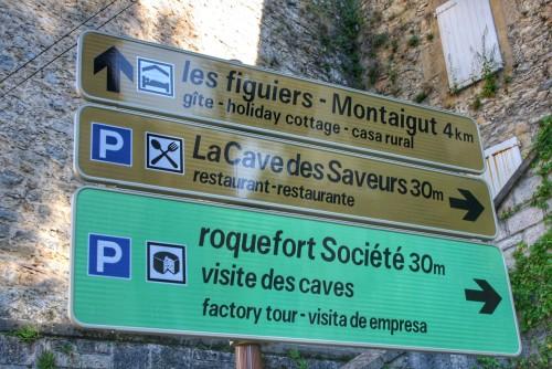 visitar pueblo roquefort