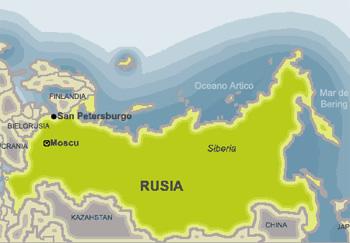 datos generales rusia: